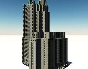 Waldorf Astoria Hotel 3D