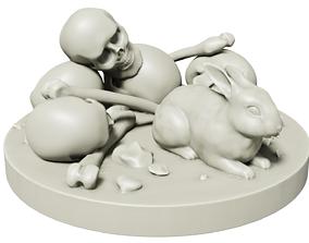 3D printable model Rabbit of Caerbannog from Monty 5