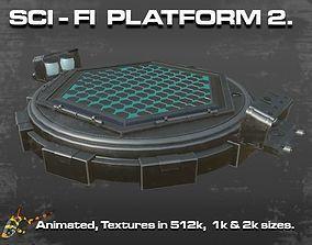 SCI-FI PLATFORM 2 3D