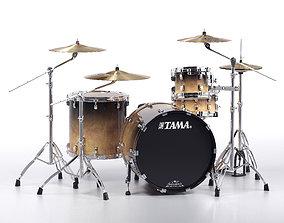 3D Acoustic Drums Tama Performer