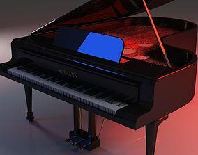 3D Grand Piano instrument