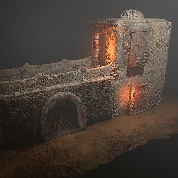 ancient  buildings