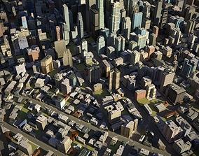 City 23 3D model