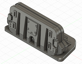 3D printable model Shield barricade inspired Fallout for 1