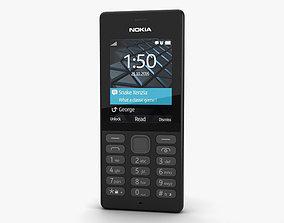 3D model Nokia 150 Black