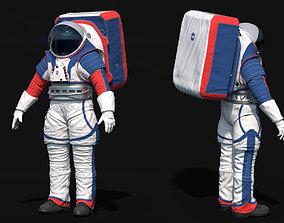 3D model Astronaut Suit NASA Artemis Programme