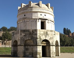 3D Mausoleum of Theodoric