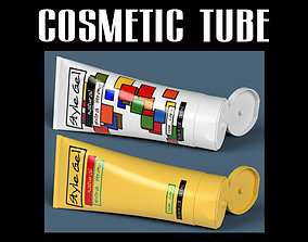 3D Cosmetic tube 05