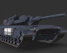 3D model Tank Russian - world War 2