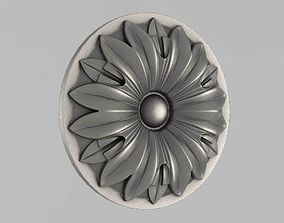 3D print model Decor Rosettes cnc