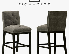 3D model Eichholtz Bar Stool Cesare