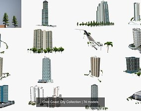 3D Gold Coast City Collection