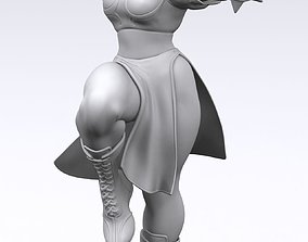 3D print model ChunLi in Streetfighter V