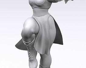 3D print model ChunLi in Streetfighter V