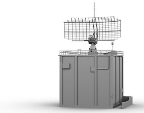 3D model Radar Station