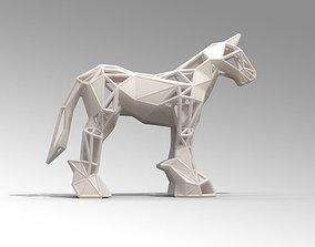 design 3D print model Horse