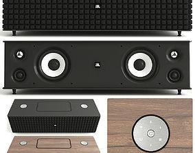 Acoustics JBL Authentics L16 3D model