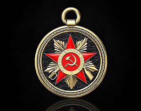 3D print model The Order of the Patriotic war