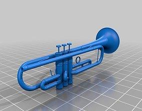 3D print model Trumpet