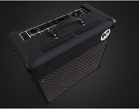 3D model Vox guitar amp