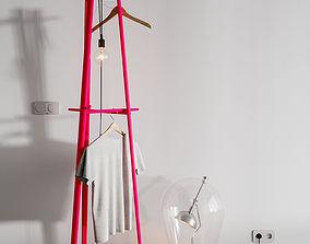 3D Hanger Scene For Cinema 4D and Corona Renderer