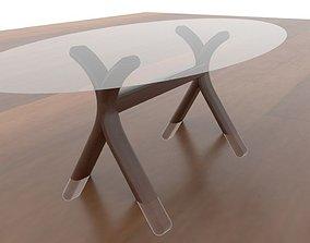 table 3D model VR / AR ready travel