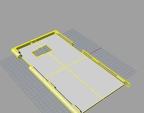 Samsung galaxy s6 edge plus case 3D printable model
