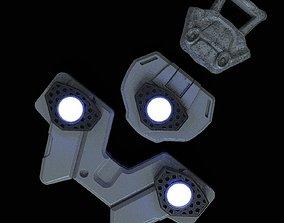 JAYLAH COSTUME PARTS - STAR TREK 3D printable model