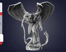 Balrog 3D print model