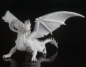 3D printable model printable Dragon