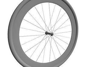 3D Bike Wheel 2