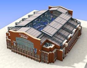 Lucas Oil Stadium 3D model