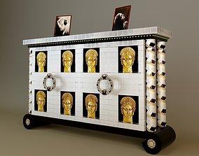 3D Bar Dresser Colombo Style