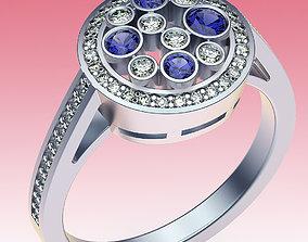 Ring Pebbles 3D print model