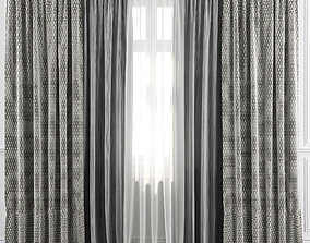 3D Curtain Set 29