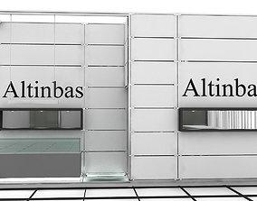 3D Altinbas Exhibition Stand Design