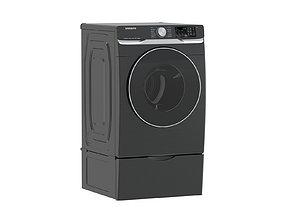 Samsung DV6300 Smart Gas Dryer 3D