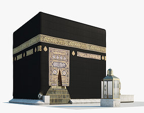 Kaaba 3D