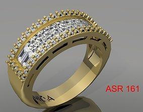 Gold Ring 3D print model