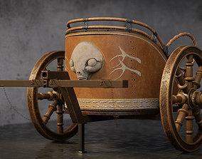 Roman Chariot 3D