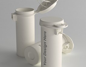 pills bottle type2 3D model