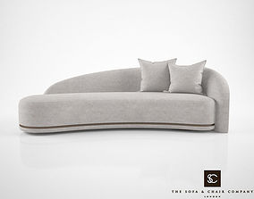 The Sofa and Chair Company Mouna sofa 3D model
