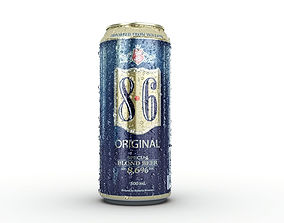 Beer Can 3D