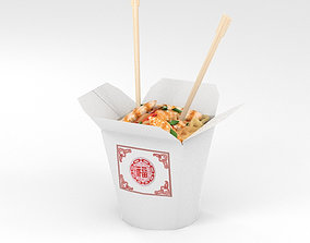 Chinese Noodles 3D