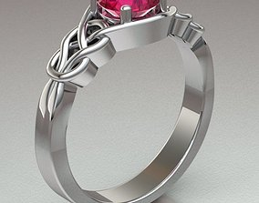 3D print model Jewelry Ring Women jewelry