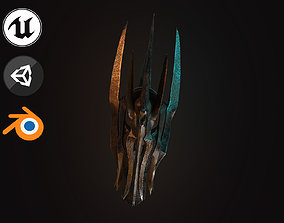 3D Sauron helmet
