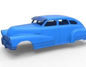 Diecast shell Buick Special Sedan 3D printable model 4