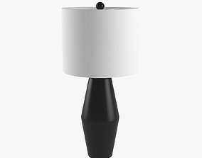 3D furniture room Table lamp