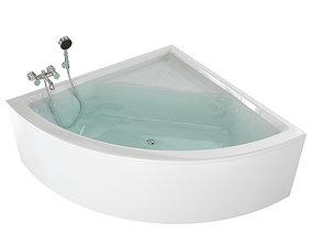 Villeroy Boch bathtub Subway 3D model