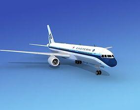 3D model Boeing 757-200 Eastern Airlines 2